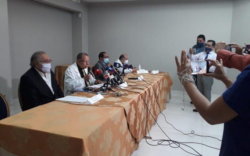 Federación médica pide Veto total del COS