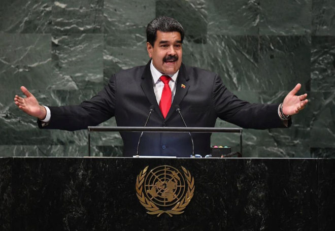 ONU acusa a presidente de Venezuela de crímenes de lesa humanidad.