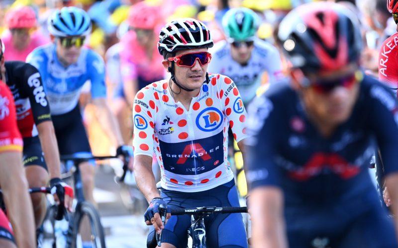 Pogacar gana el Tour de Francia 2020; Carapaz queda subcampeón de la montaña.