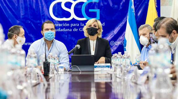 Culmina restricción vehicular en Guayaquil