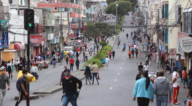 En Quito casos de Covid-19 va en aumento; en Guayaquil continua estable.