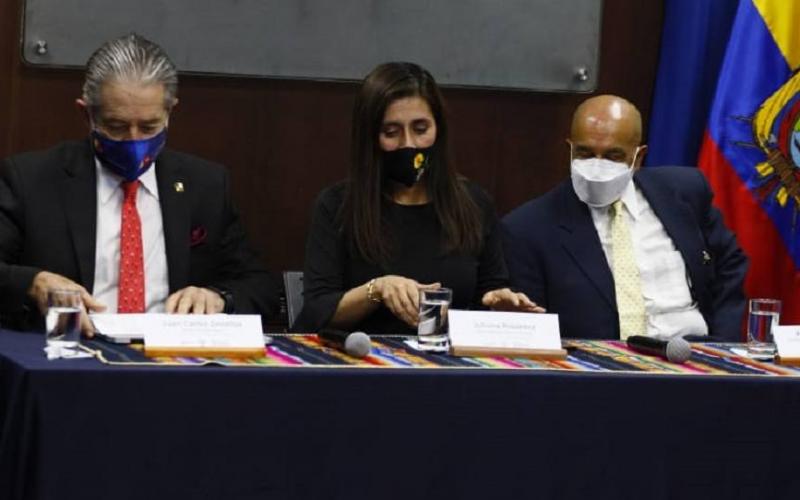 Presidente Moreno Veta el Código de la Salud.