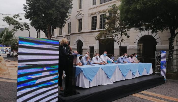 La independencia de Guayaquil contempla 462 obras en curso por el Bicentenario