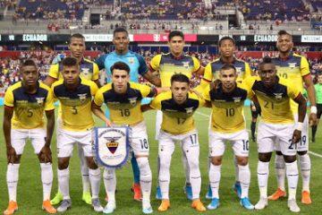 Ecuador en el ranking de la FIFA