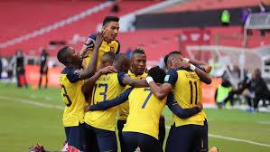 Ecuador goleó a Uruguay en las eliminatorias sudamericanas a Qatar 2022