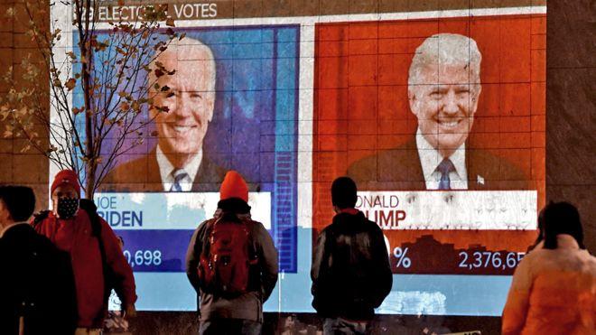 Estados Unidos, a poco de conocer quién será el ganador de la elección presidencial
