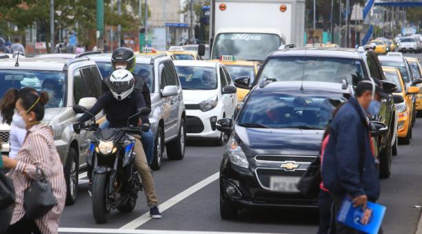 Nuevas Medidas de Circulación Vehicular en la ciudad de Quito durante la semana de este 16 de noviembre de 2020