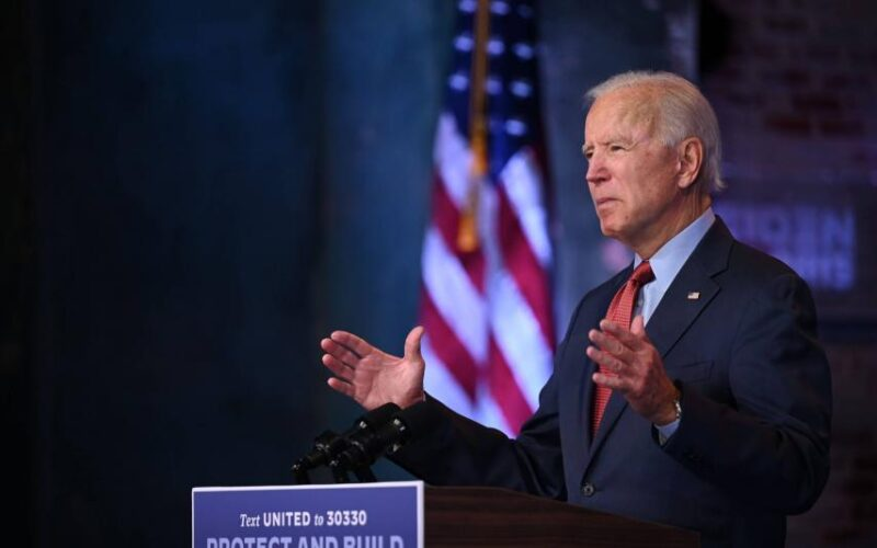 Joe Biden, y su gran victoria en las elecciones de los Estados Unidos