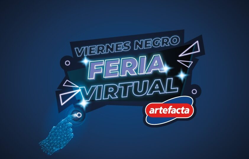 Con la Feria Virtual Artefacta vive la mejor experiencia de compra