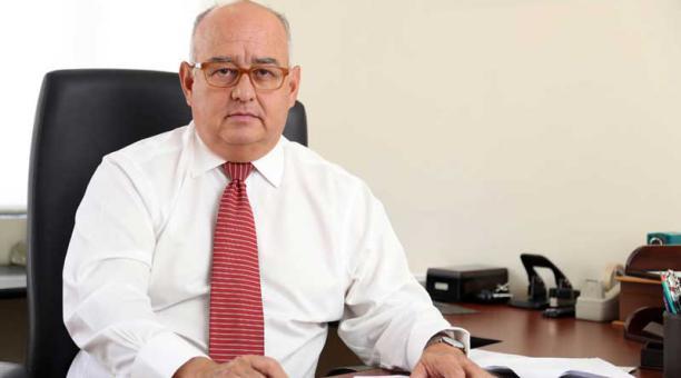 Ministro de Finanzas, Mauricio Pozo: 'Se cumplió metas con el FMI; solo falta ley anticorrupción'.