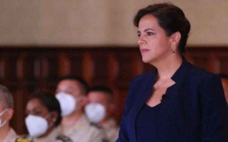Ministra Romo: hoy se decide su destino en sesión virtual de la Asamblea Nacional.