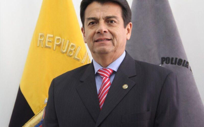 Patricio Pazmiño es el nuevo ministro de Gobierno.