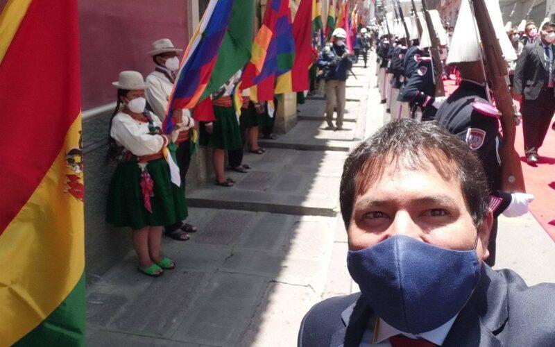 Andrés Arauz espera que Rafael Correa retorne al Ecuador, así como lo hizo Evo Morales en Bolivia