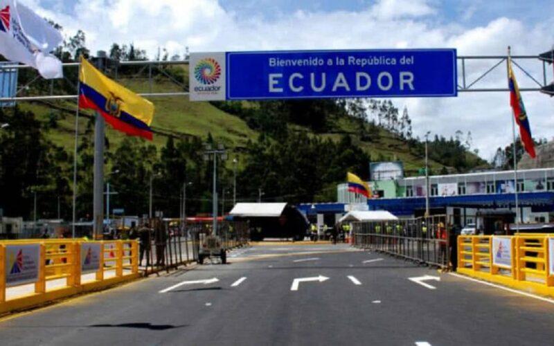 Cerradas fronteras en Ecuador hasta el 2021.