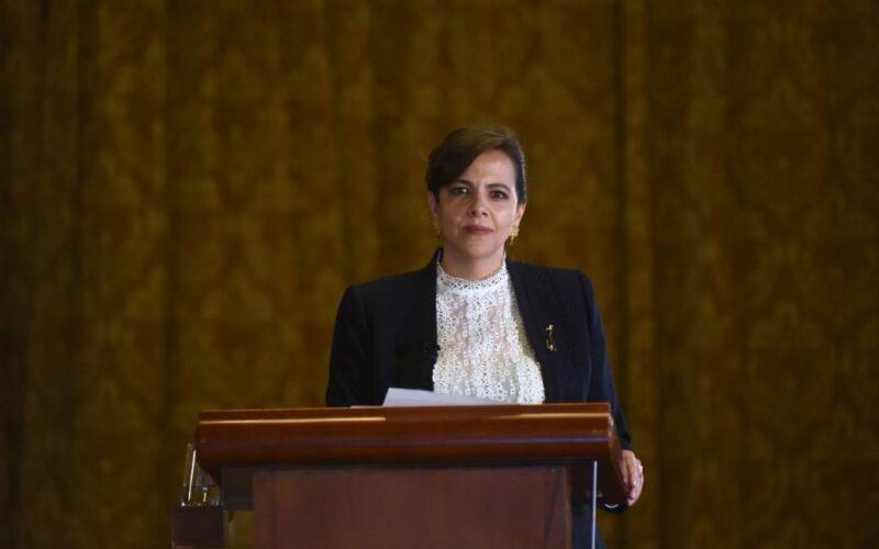 Con 104 votos Asamblea censura y destituye a ministra María Paula Romo.