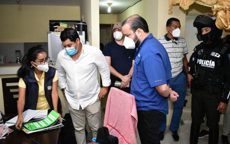 Durante el fin de semana Gobernación del Guayas realizó operativos en Guayaquil, Durán y Samborondón.
