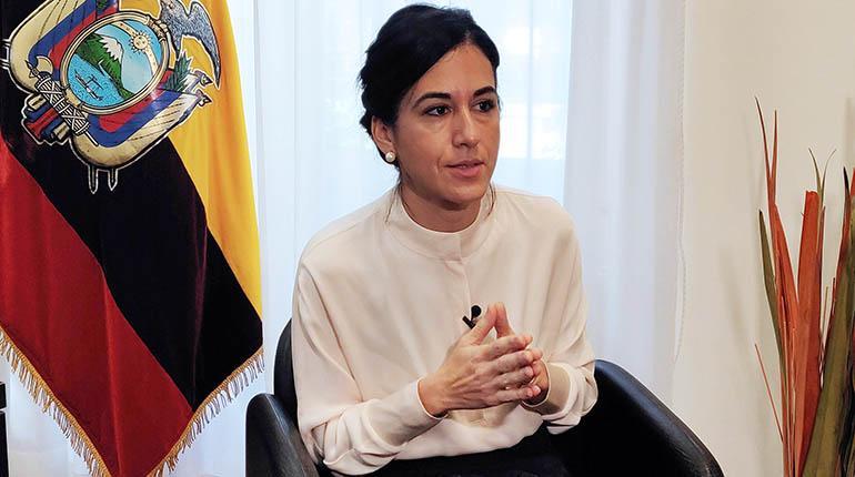 ECUADOR FIRMA MEMORANDO CON EE. UU
