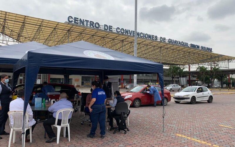 JUNTA DE BENEFICENCIA ABRE 4 PUNTOS PARA PRUEBAS PCR