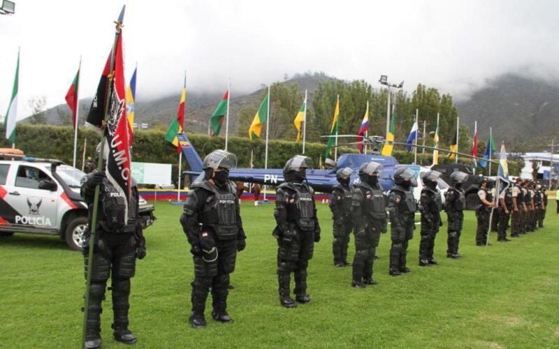 POLICÍA NACIONAL CUMPLE 87 AÑOS DE PROFESIONALIZACIÓN