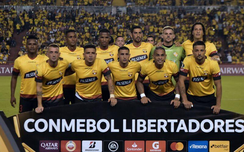 BARCELONA SC BUSCA ASEGURAR SU PASE A OCTAVOS DE FINAL EN LA COPA LIBERTADORES 2021