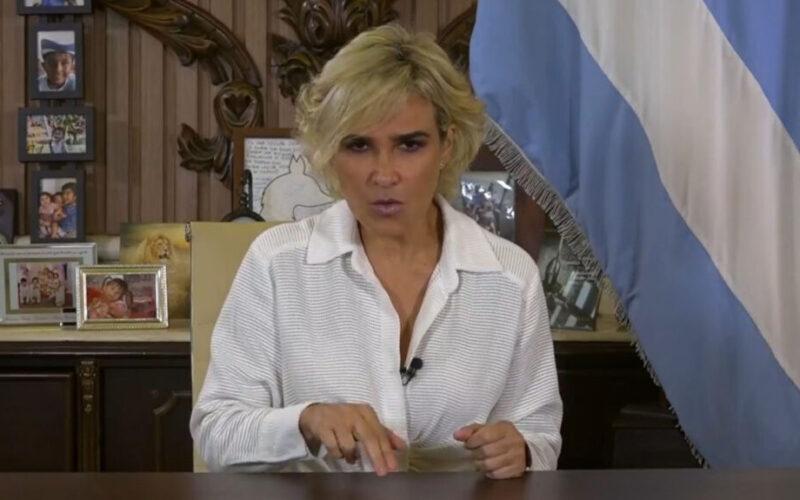 ALCALDESA DE GUAYAQUIL RINDE CUENTAS CON LA CIUDADANÍA A TRAVÉS DE SUS REDES SOCIALES