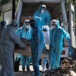 PANORAMA DESALENTADOR EN INDIA, AUMENTAN LOS CASOS DE MUERTE A CAUSA DEL COVID-19