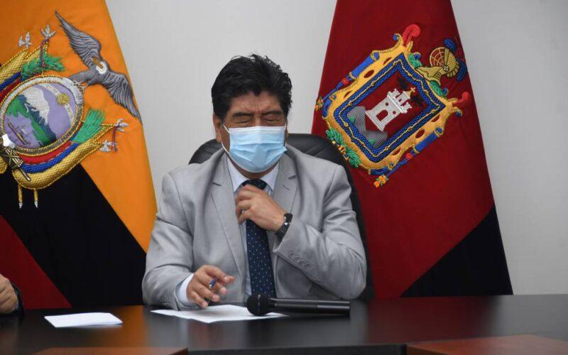 JUEZA ACEPTA PARCIALMENTE LA ACCIÓN DE PROTECCIÓN SOLICITADA POR JORGE YUNDA