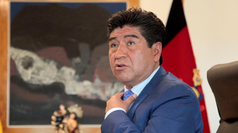 JORGE YUNDA JUEGA SU ÚLTIMA CARTA DENTRO DE INSTANCIAS JURÍDICAS NACIONALES
