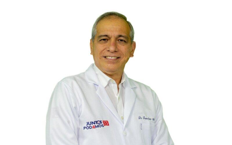 FRANCISCO ANDINO ES EL NUEVO DIRECTOR DE LA CASA HOSPITALARIA IEES TEODORO MALDONADO CARBO