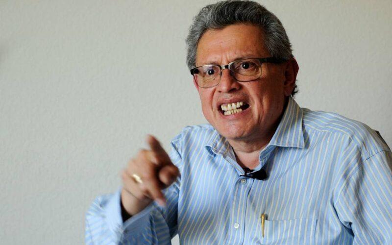 El expresidente del Banco Central Pedro Delgado fue detenido en Estados Unidos