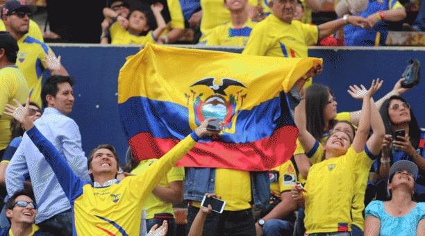 COE NACIONAL APRUEBA EL 30 % DE AFORO PARA EL PARTIDO DE ECUADOR VS. PARAGUAY.