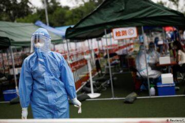NUEVO REBROTE DEL SARS-COV-2 EN CHINA