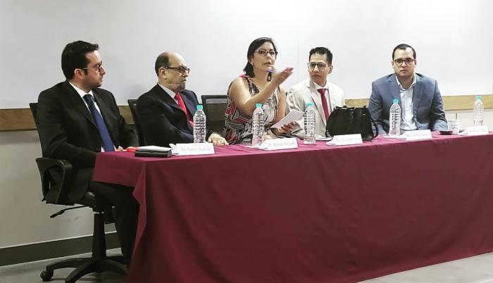 MARÍA JOSEFA CORONEL ES DESIGNADA COMO DIRECTORA DEL CONSEJO DE LA JUDICATURA EN GUAYAS