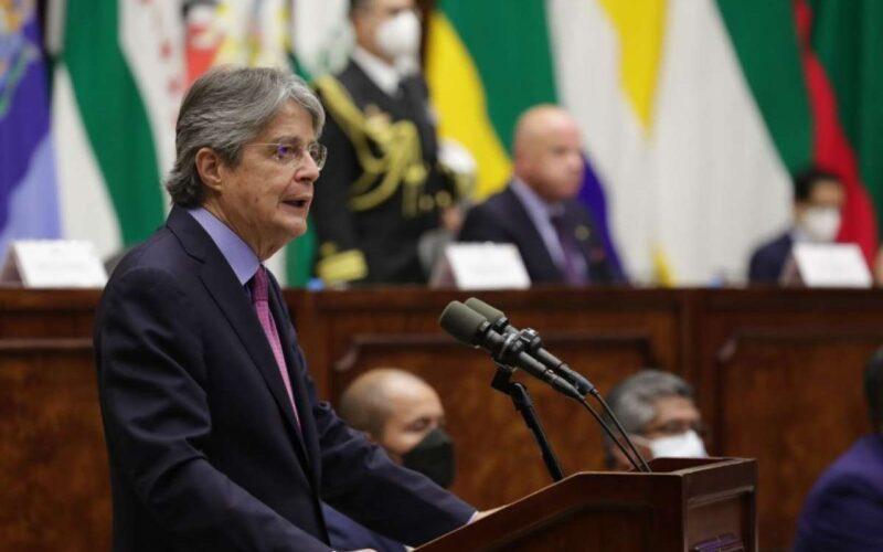 PRESIDENTE LASSO APROBÓ LA SOLUCIÓN DEMOCRÁTICA SOBRE LA ALCALDÍA DE QUITO