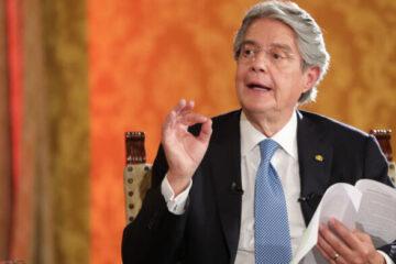 GUILLERMO LASSO CALIFICÓ DE «TRIUNVIRATO DE LA CONSPIRACIÓN» A LÍDERES POLÍTICOS