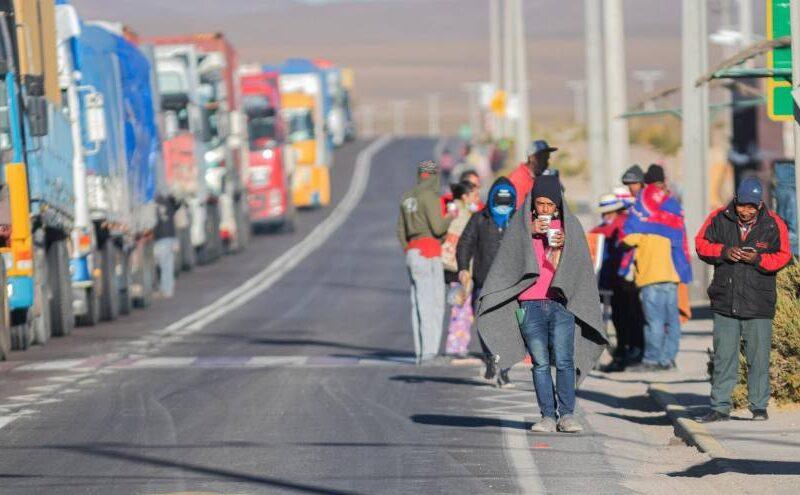 SOLO 10% DE LOS VENEZOLANOS EN COLOMBIA, PERÚ Y ECUADOR QUIERE REGRESAR A SU PAÍS